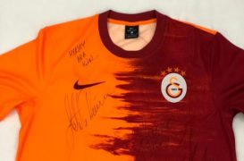 İmzalı Galatasaray Forması