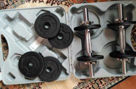 Satılık dumble seti | 5-50 kg
