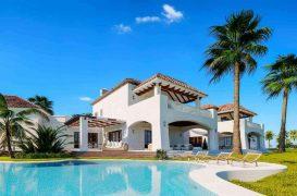 Satılık Lüks 2 Villa 9+2